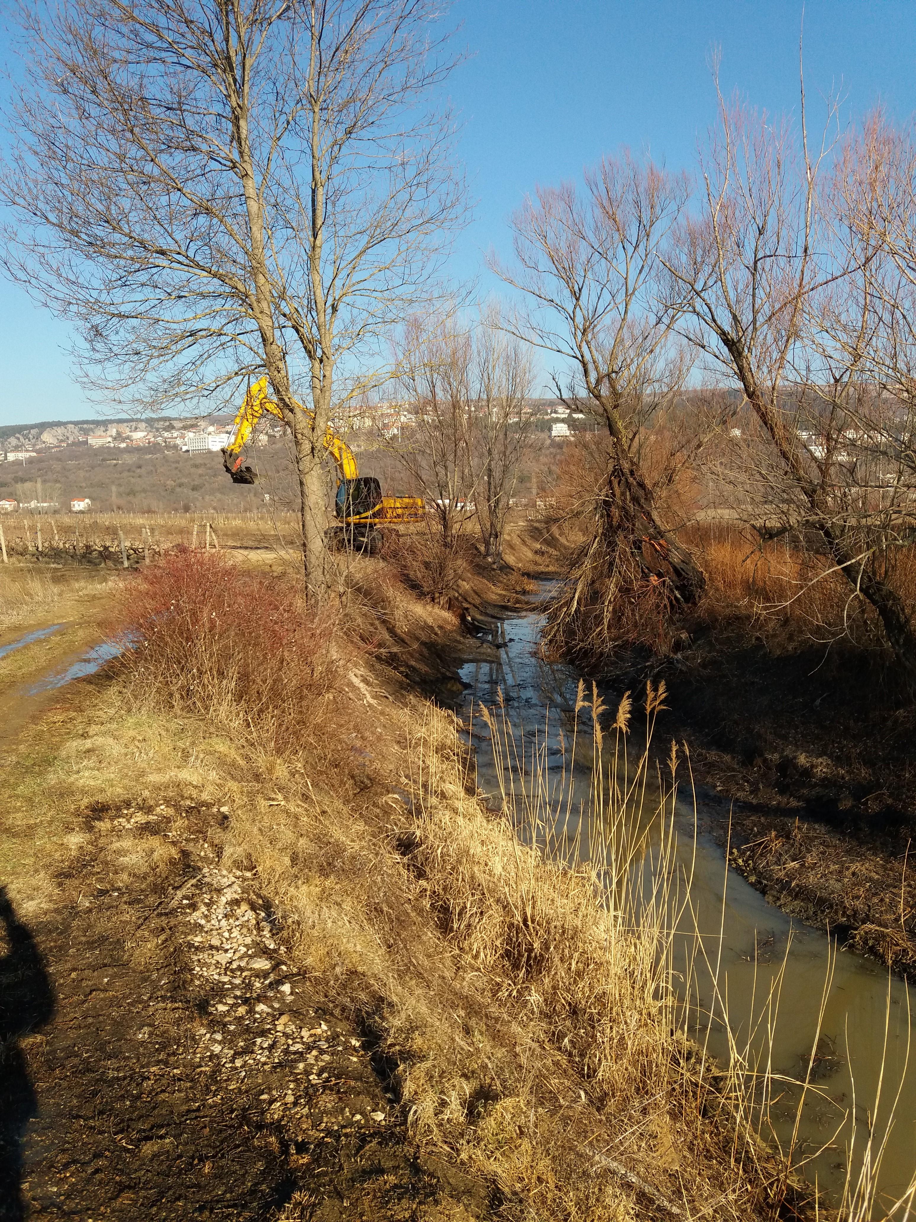 Preventivna, redovna i izvanredna obrana od poplava na branjenom području 31; PODRUČJE MALOG SLIVA VRLJIKA