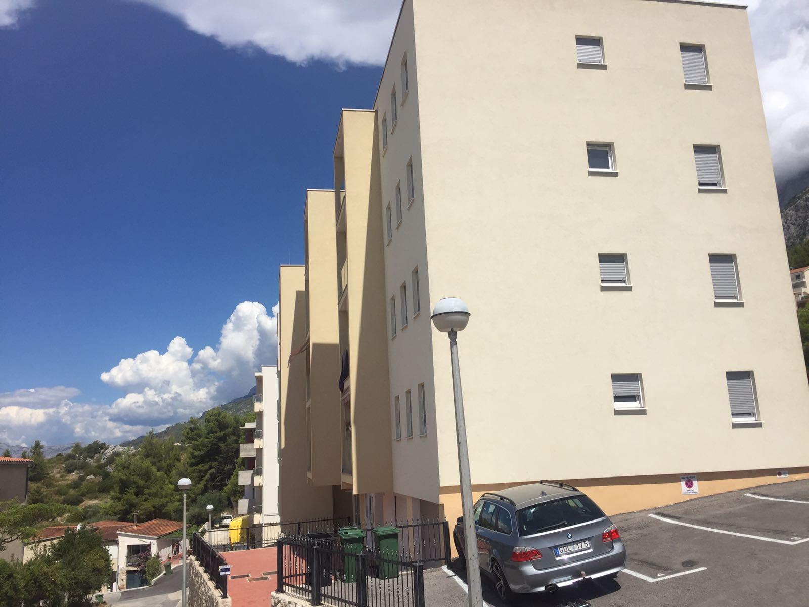 Izgradnja stambenih zgrada Makarska